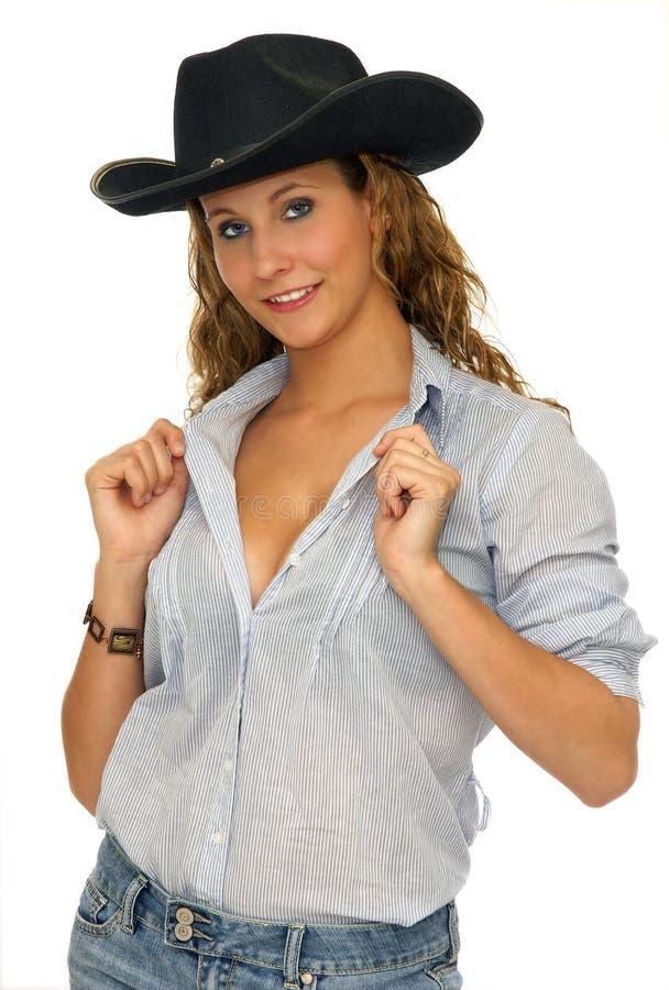 cowgirl στοκ εικόνες