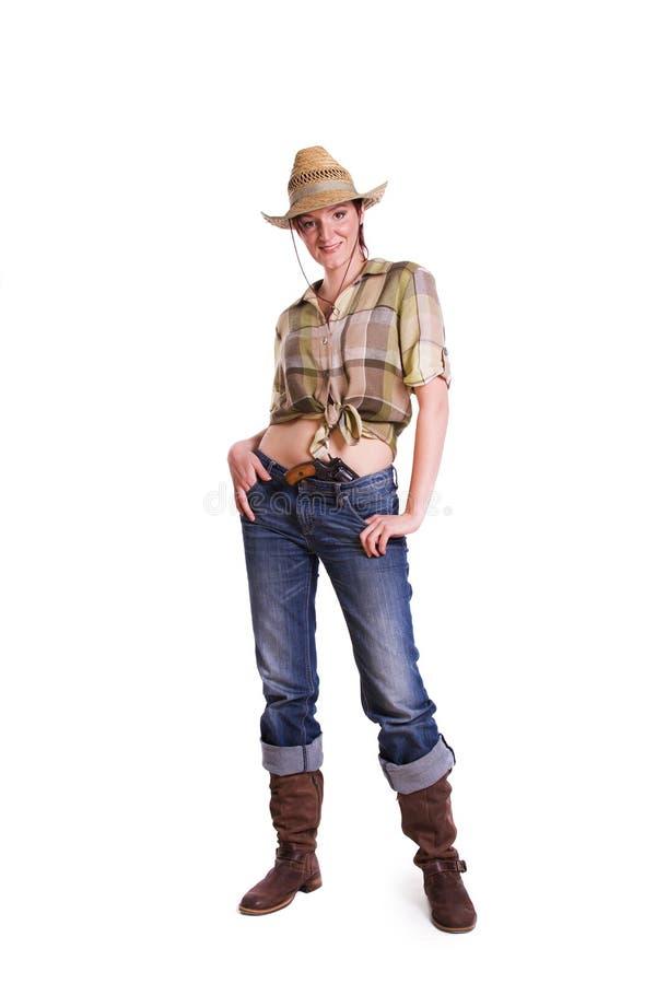 Free Cowgirl Stock Photos - 16042393