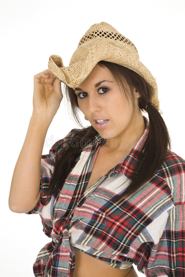 Download Cowgirl stock image. Image of cowgirl, smiling, sexual - 3589621