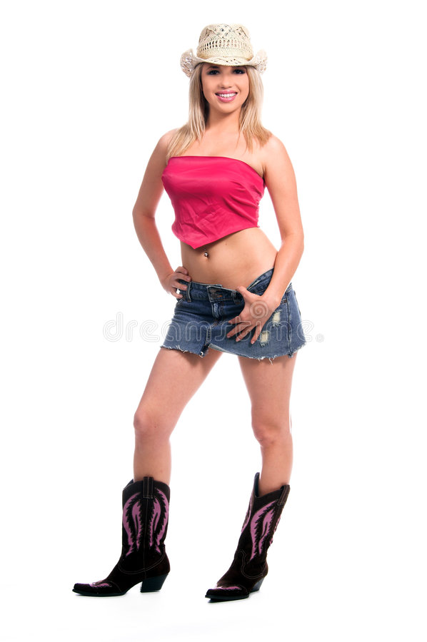 Free Cowgirl Royalty Free Stock Images - 765899
