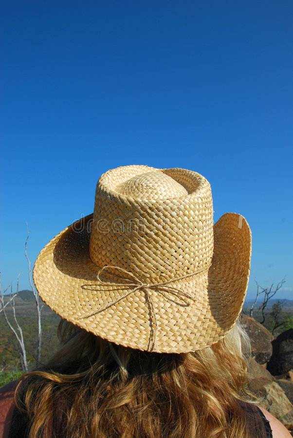 Download Cowgirl Hat Stock Photo - Image: 3587120