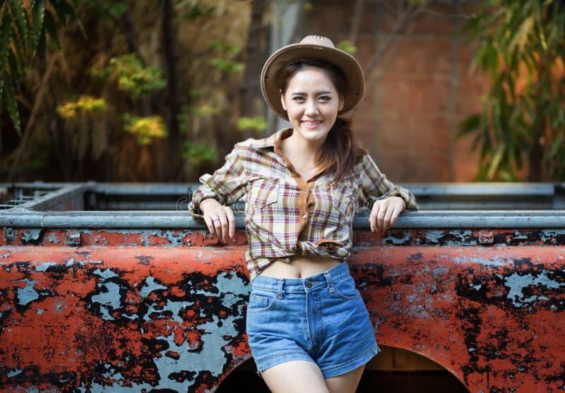 Cowgirl imagens de stock