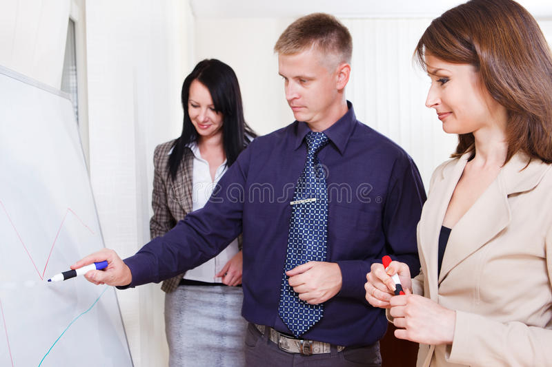 Download Coworkers stock image. Image of attractive, girl, bank - 24367973