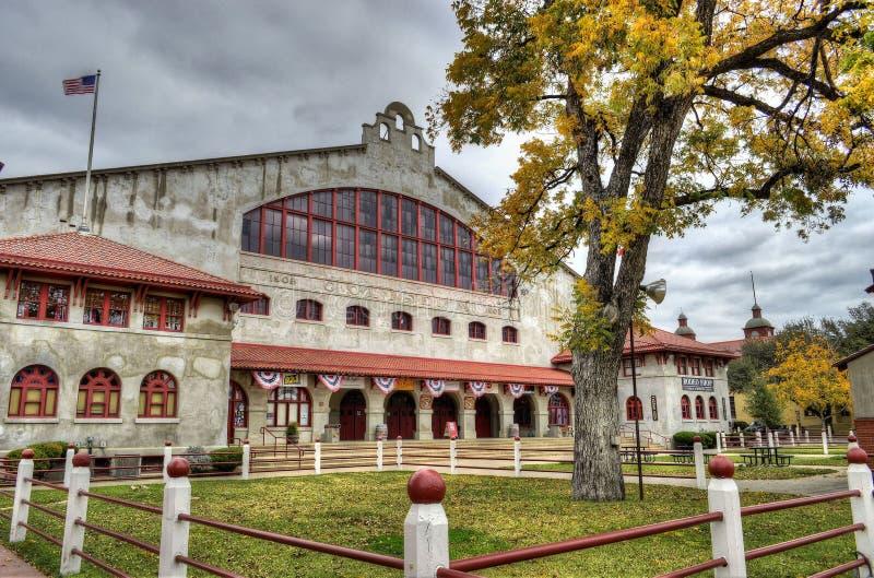 Cowtown Collesium Fort Worth Техас стоковые фото