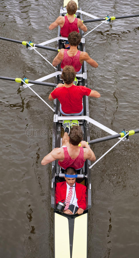 Free Coxed Four Stock Images - 14541824