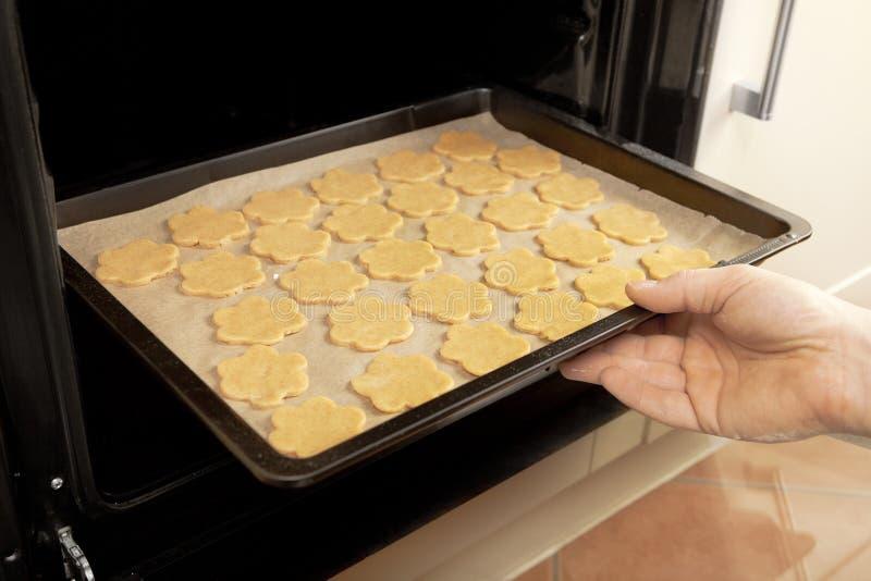 Coza cookies fotos de stock