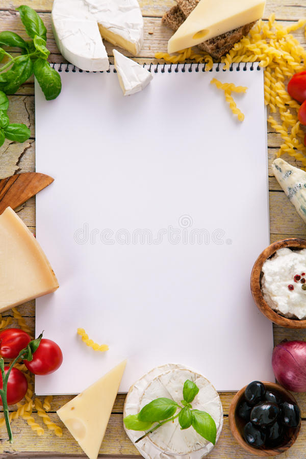 Cozimento italiano fotos de stock