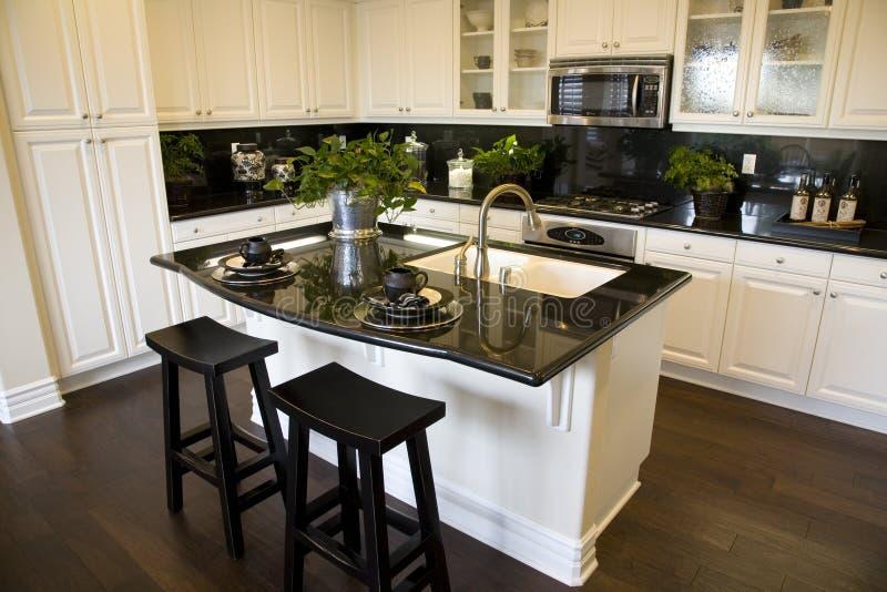 Cozinha 2452 fotografia de stock royalty free