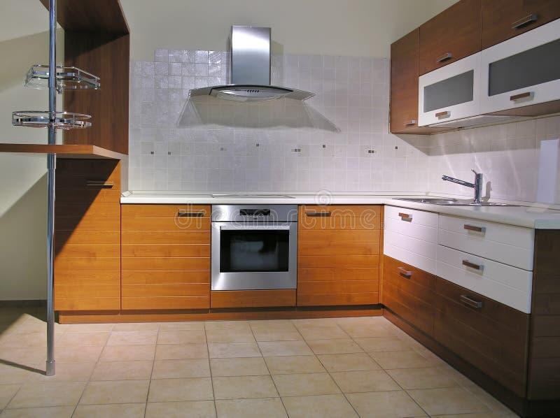 Cozinha 4 fotografia de stock