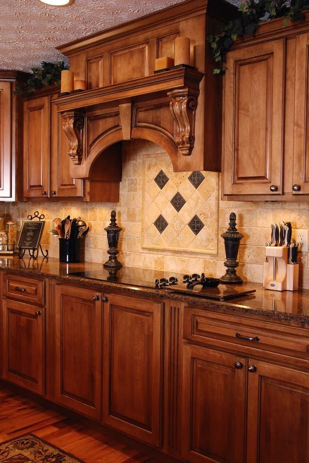 Cozinha bonita imagens de stock royalty free