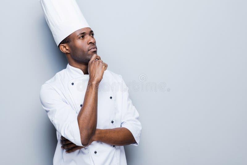 A cozinha está em minha mente foto de stock royalty free