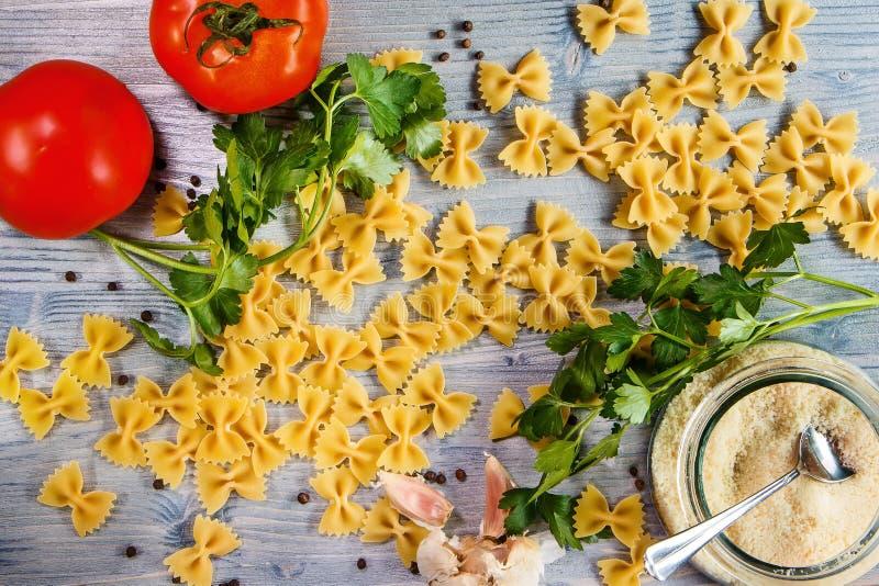 Cozinha italiana em rústico imagem de stock royalty free