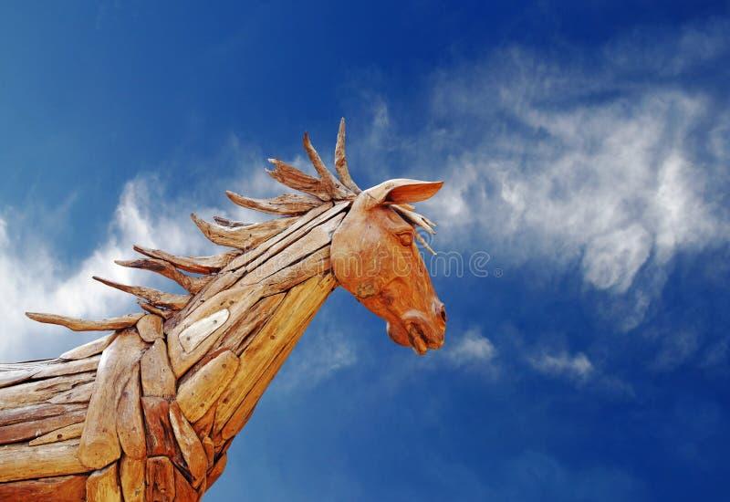 Cozinhando o Trojan Horse fotos de stock
