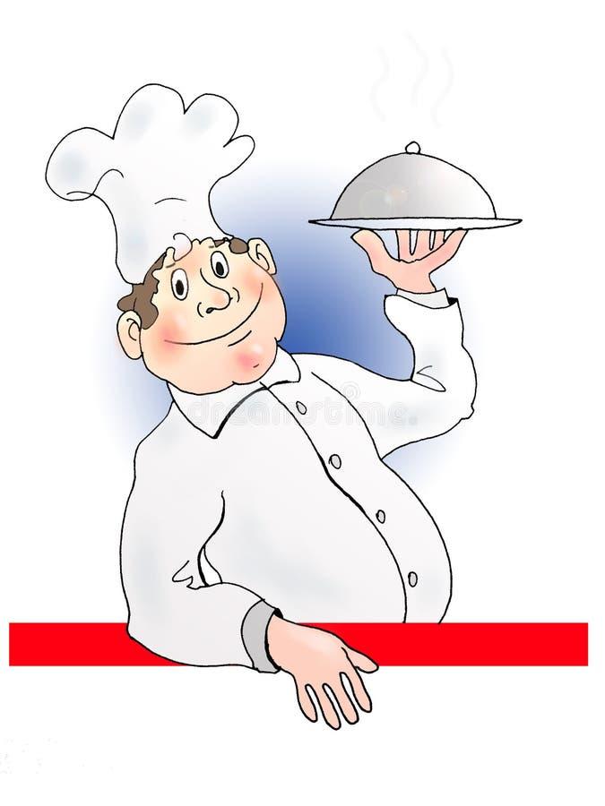 Cozinheiro foto de stock royalty free