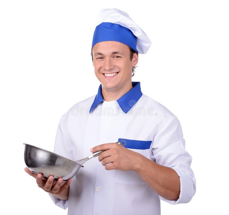 cozinheiro foto de stock