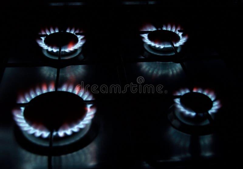 Cozinheiro do gás imagem de stock royalty free