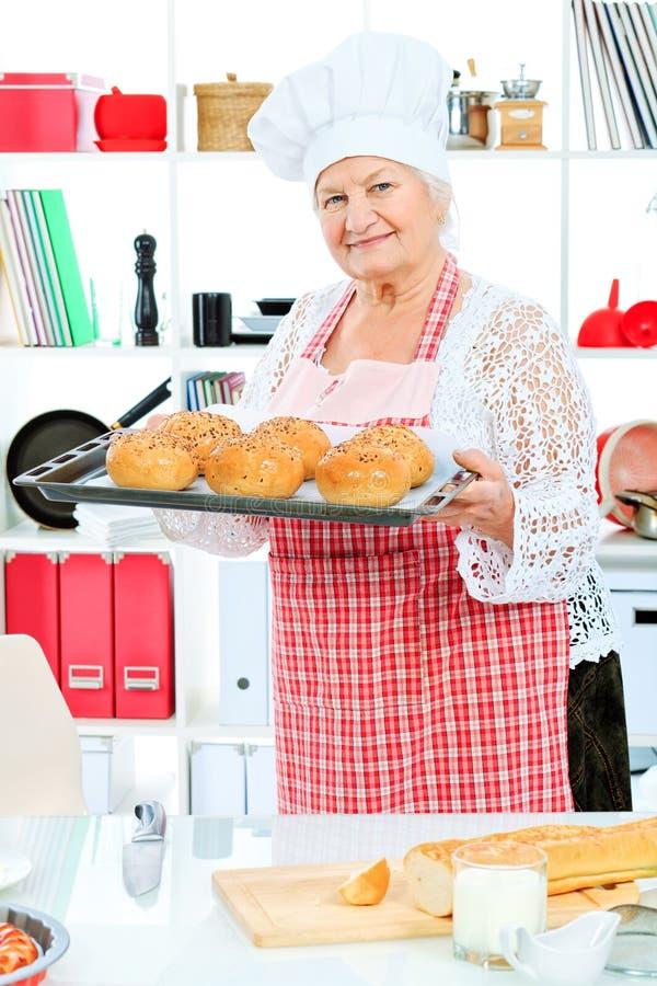 Pastelarias frescas imagens de stock