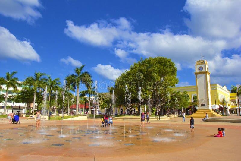 Cozumel, Μεξικό, καραϊβικό στοκ φωτογραφία με δικαίωμα ελεύθερης χρήσης