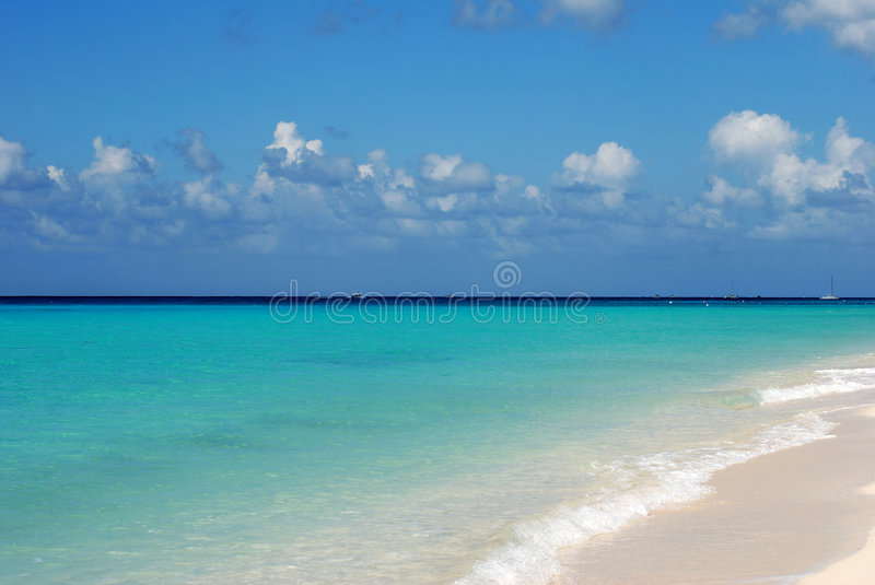 Download Cozumel Channel stock photo. Image of colourful, crystal - 4270774