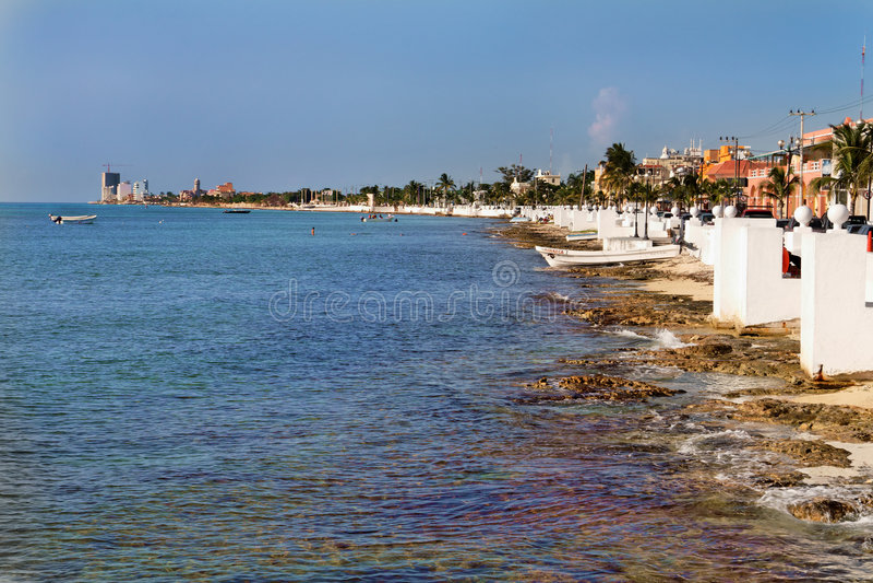 Download Cozumel Island Yucatan Mexico Stock Image - Image: 4118223