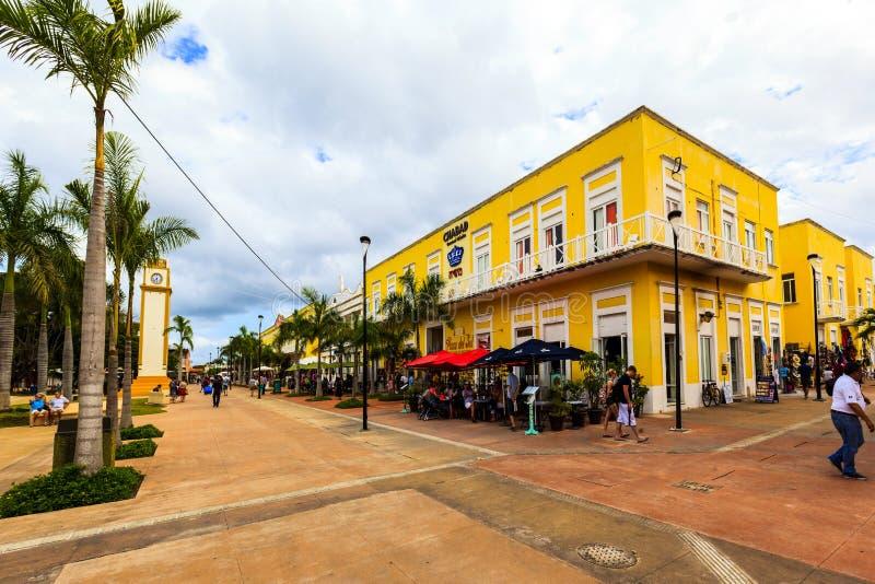 Cozumel, Mexique photographie stock