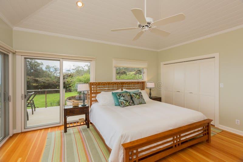 Cozy Bedroom royalty free stock photography