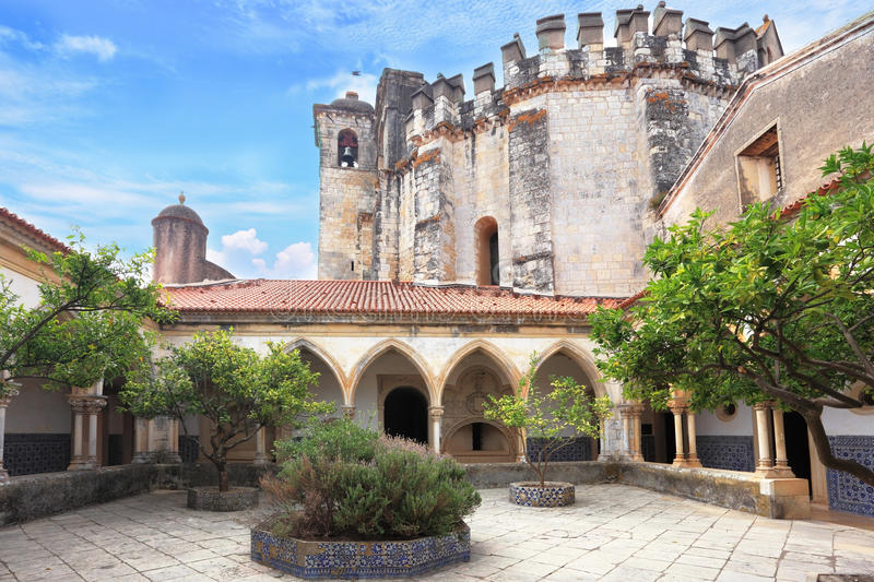 Download Cozy Internal Court Yard With Gallery Stock Photo - Image of museum, round: 24541094