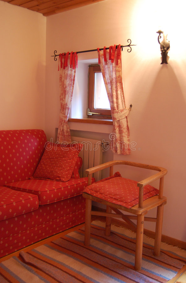 Cozy Room royalty free stock image