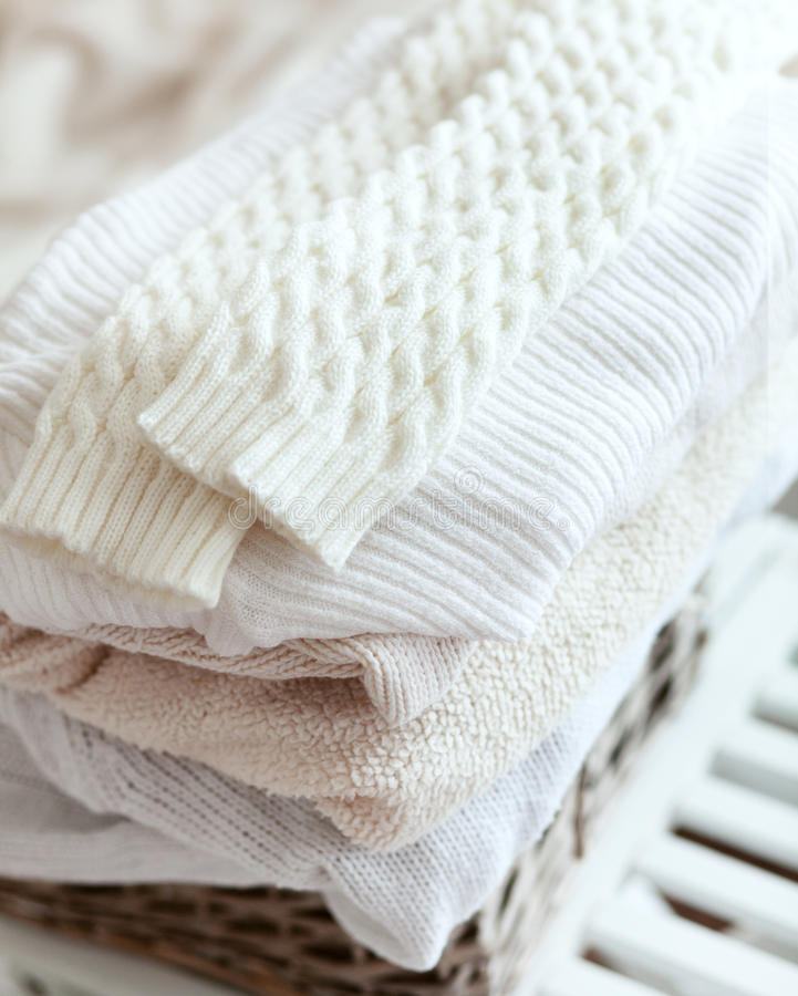 Download Cozy sweaters stock photo. Image of nobody, house, domestic - 34927168
