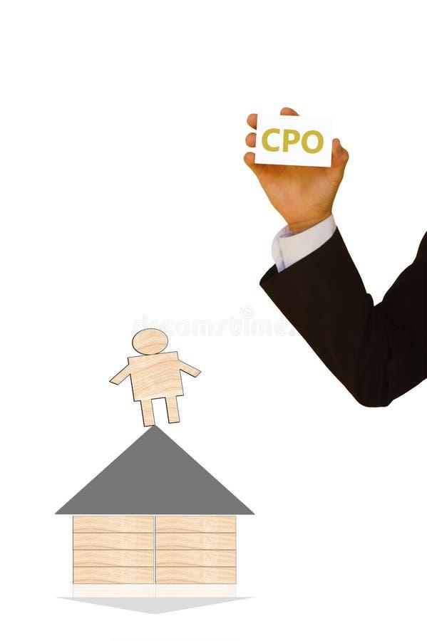 CPO fotos de archivo