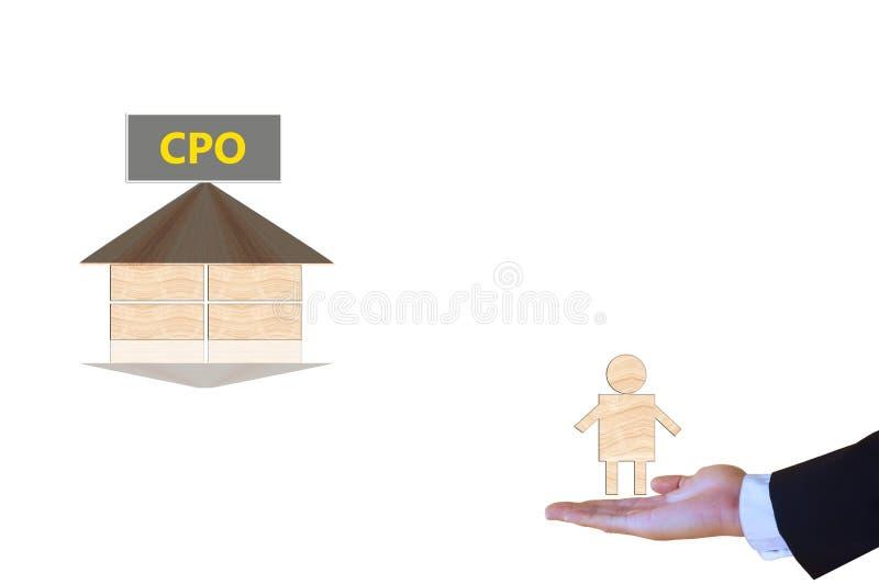 CPO imagenes de archivo