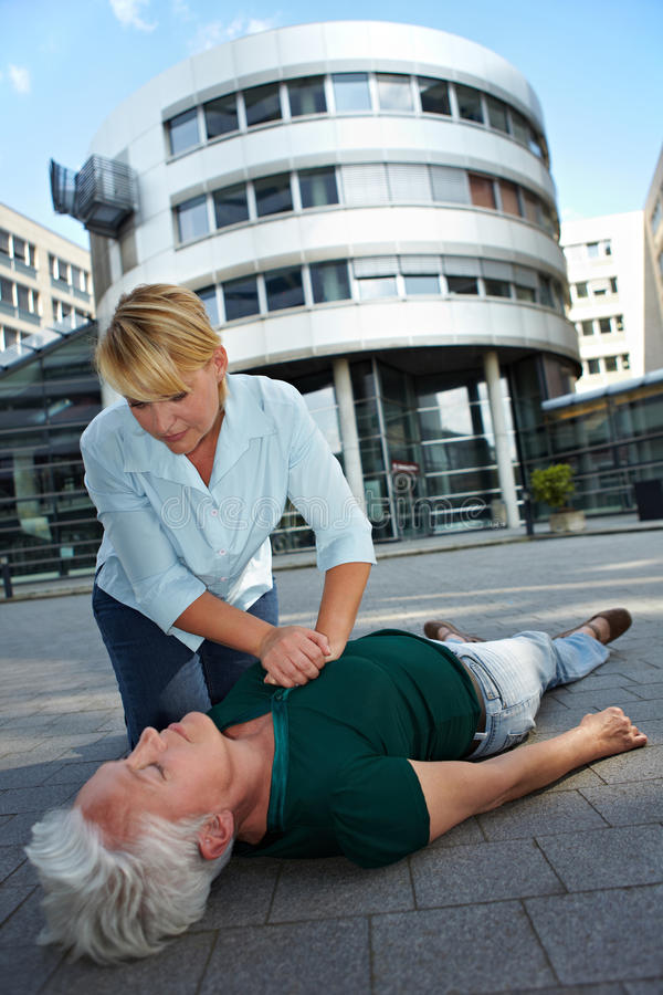Download CPR as First Aid stock photo. Image of care, cardiac - 21173320