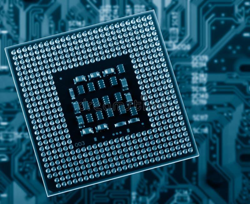 CPU fotografía de archivo libre de regalías