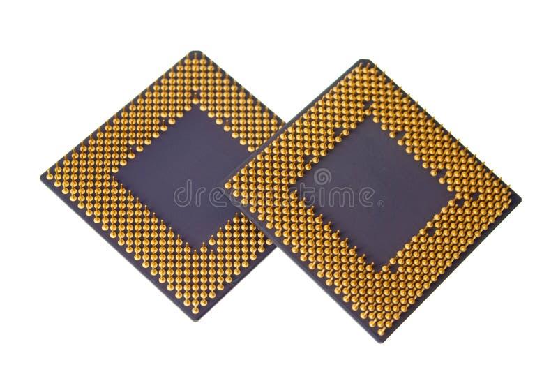 CPU fotos de archivo libres de regalías