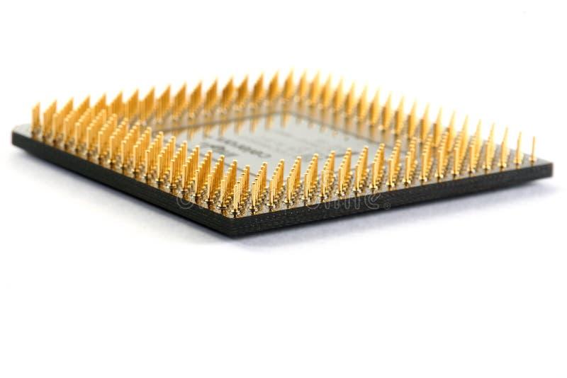 CPU imagen de archivo libre de regalías