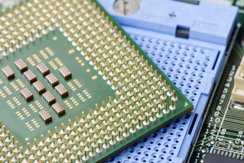 CPU lizenzfreie stockfotos