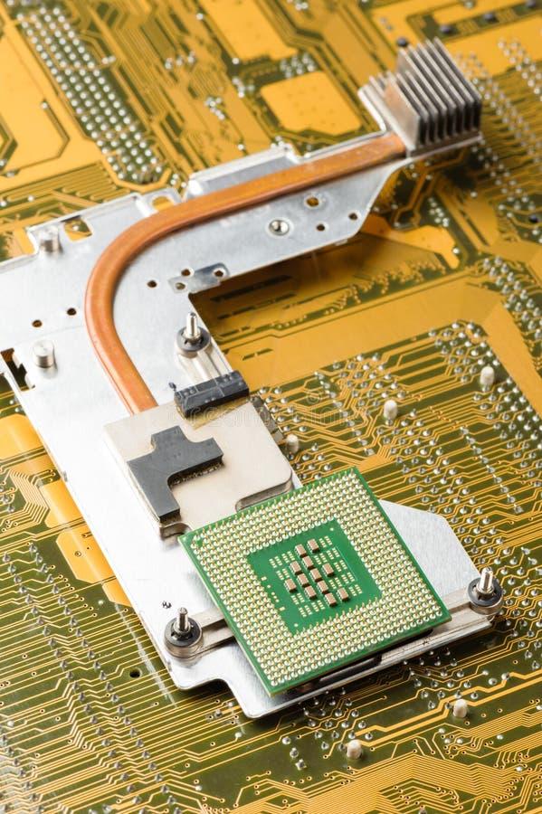 CPU stockbild
