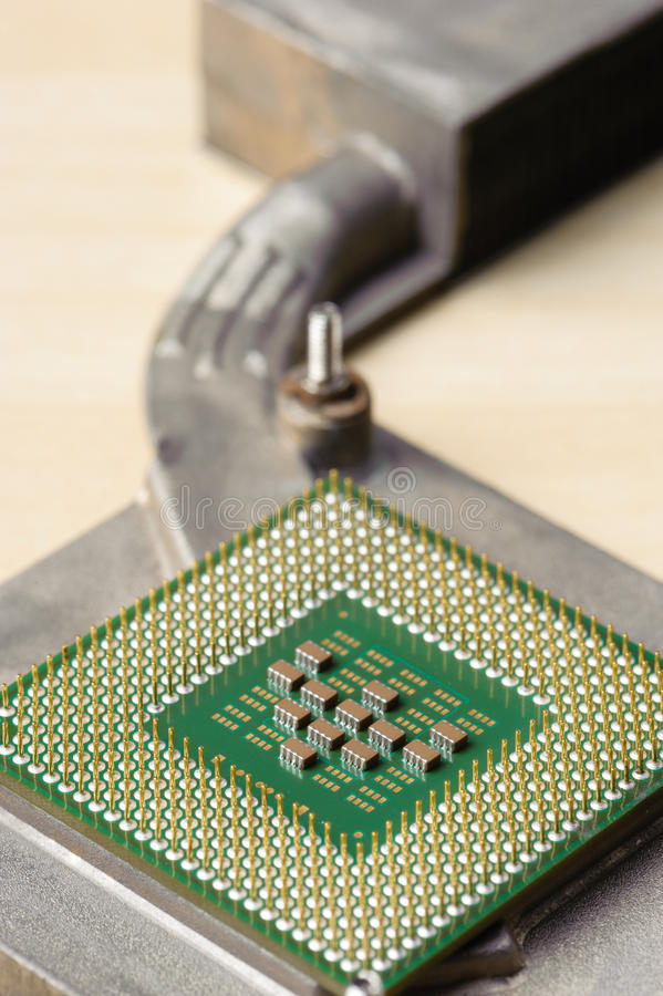CPU stockfoto