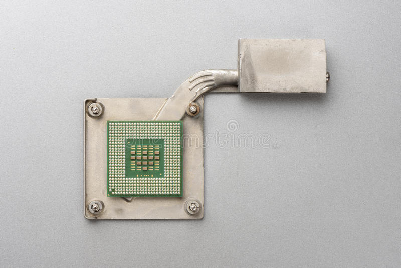 CPU lizenzfreie stockfotografie