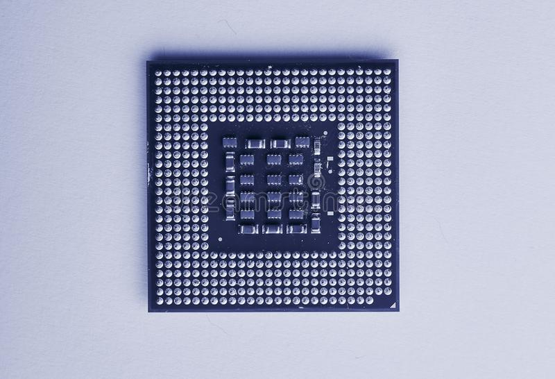 Cpu closeup for pc and laptop. Access background blank business chip chipset circuit communication component computer computing spectre connection data detail stock photography