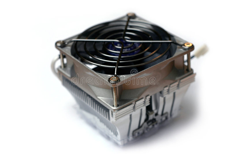 CPU Cooler royalty free stock photography