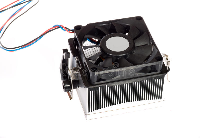 Download Cpu cooler stock image. Image of equipment, blower, cool - 16741251