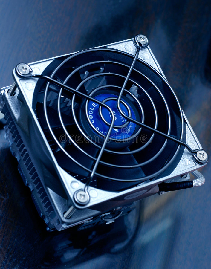 Download CPU Cooler Detail stock photo. Image of coolant, technology - 104674