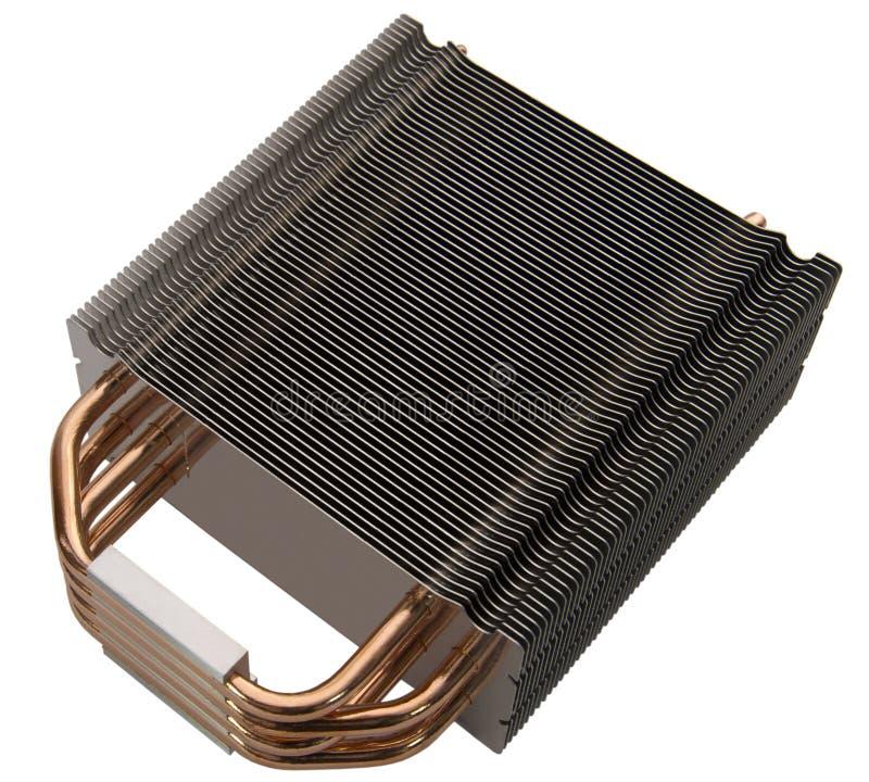 CPU-Kühler lizenzfreie stockfotos