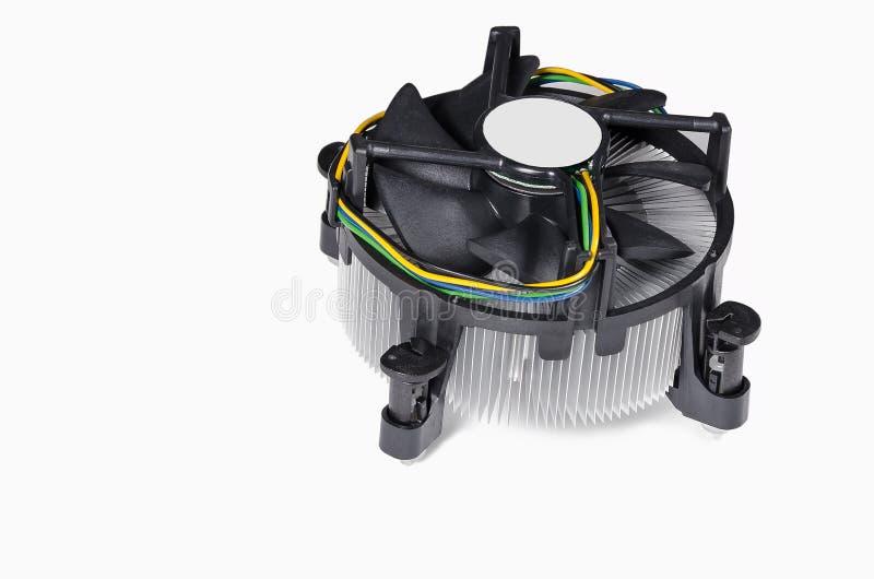 CPU-Kühler stockfotografie