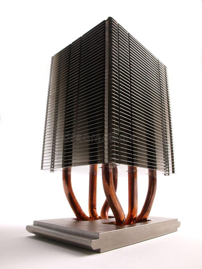 CPU-Kühlkörperperspektive