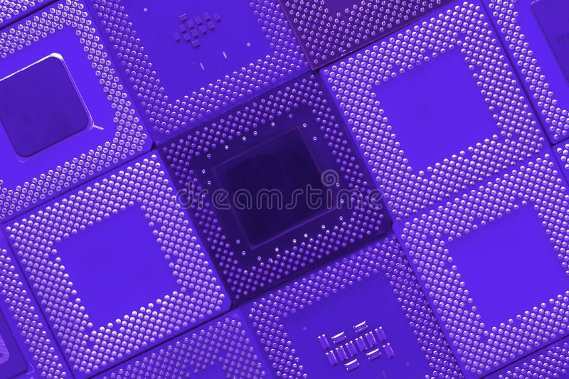 Download CPU Processors Stock Photography - Image: 2305062