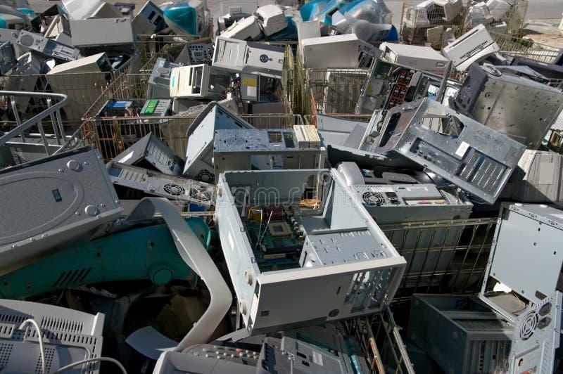 CPUwiederverwertung lizenzfreies stockfoto