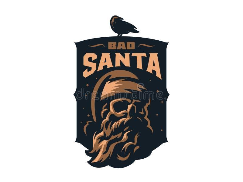 Cráneo Santa Claus libre illustration
