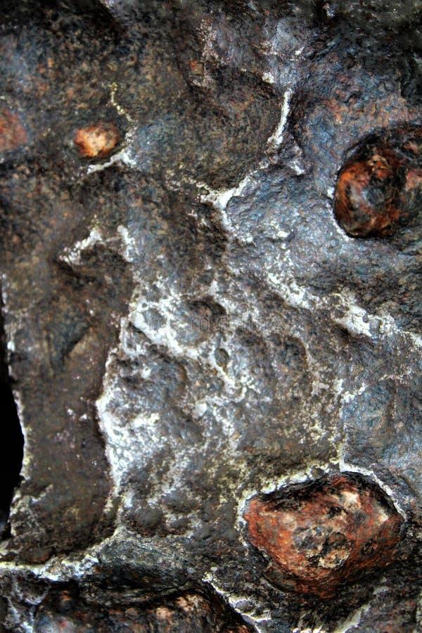 Cráter del meteorito foto de archivo libre de regalías